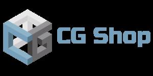 CG Shop Logo