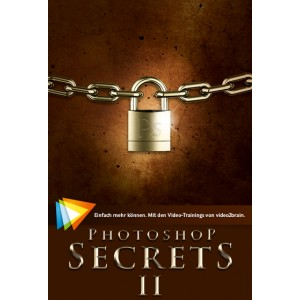 video2brain Photoshop Secrets II auf DVD (Box)