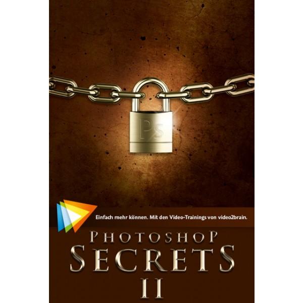 video2brain Photoshop Secrets II auf DVD (Box)
