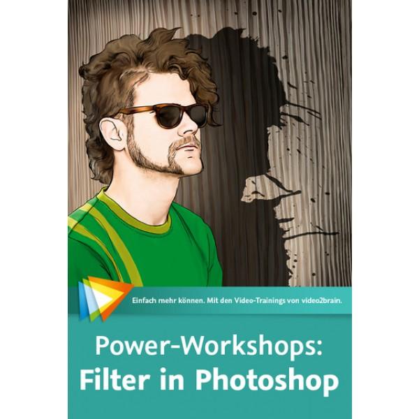 video2brain Power Workshops: Filter in Photoshop - auf DVD (Box)