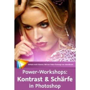 video2brain Power-Workshops: Kontrast & Schärfe in Photoshop - auf DVD (Box)
