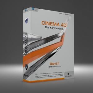 Cinema 4D Kompenium Band 2
