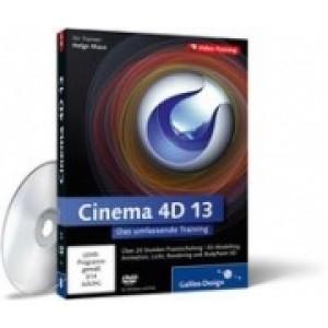 Cinema 4D R13 - das umfassende Training von Helge Maus