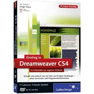 Einstieg in Dreamweaver CS4 - Helge Maus (Galileo Design)