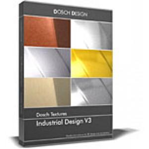 Dosch Design Textures - Industrial Design V3