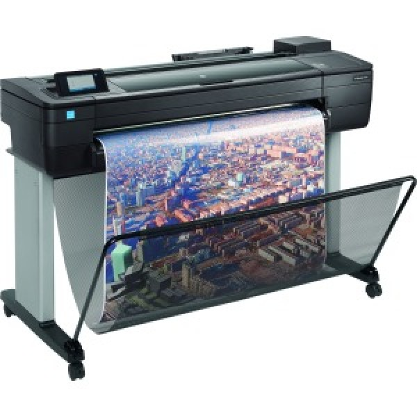 HP Designjet T730 Tintenstrahl-Großformatdrucker
