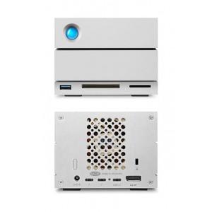 LaCie 2big Dock Thunderbolt 3 Hardware RAID, 12TB