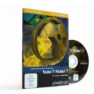 NUKE 7 - Das komplette Grundlagen-Training - SchulungsDVD von Helge Maus