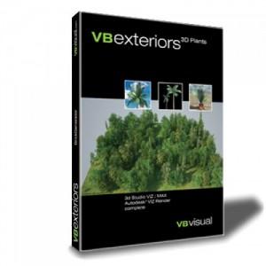 vbexteriors 3D Plants Cinema 4D, Advanced Render, complete
