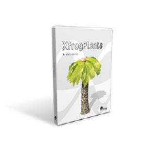 "Xfrog Plants ""Prehistoric"""