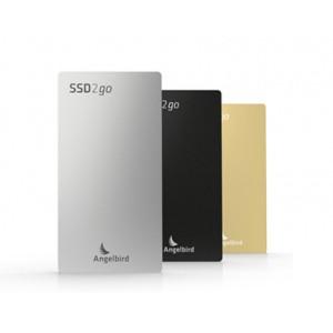 Angelbird SSD 2go PKT - 512GB silber