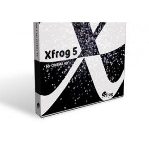 Xfrog 5 für Cinema 4D R12 - R16