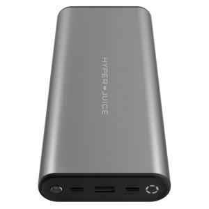 HyperJuice Battery Grau