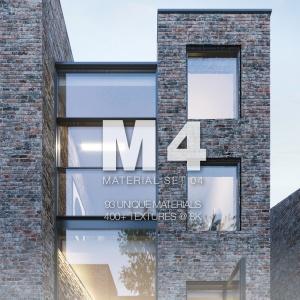 Q-Brick Material 01 m4