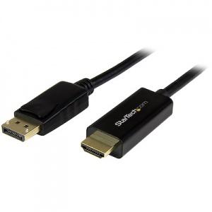 Startech.com Displayport auf HDMI Kabel 2m