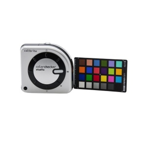 Calibrite colorchecker Studio Gerät inkl. Target